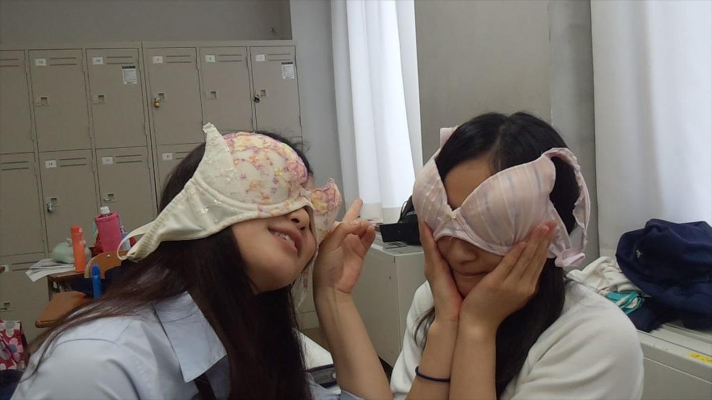 女子高生のエロ身体測定