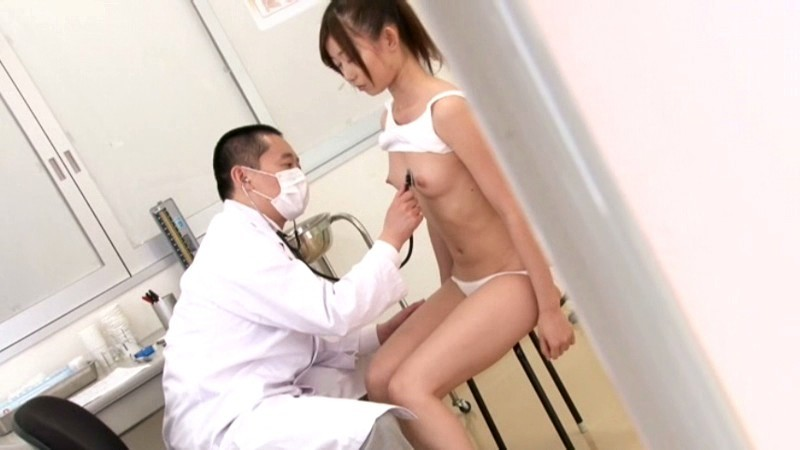 JKの身体測定に医師はムラムラ!
