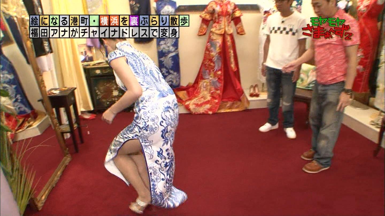 福田典子_女子アナ_チャイナ服_テレビキャプ画像_08