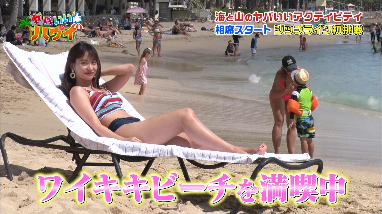 永尾まりや_ビキニ_お尻_谷間_テレビキャプ画像_24