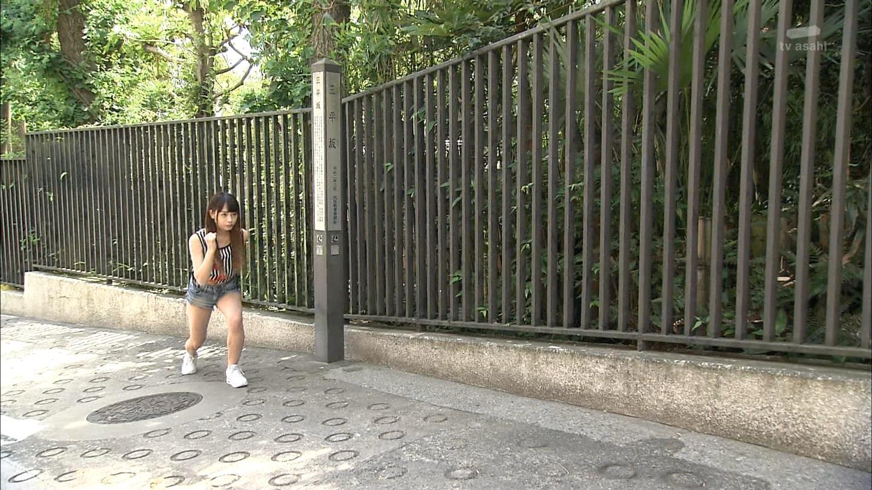 桑澤菜月_全力坂_ホットパンツ_テレビキャプ画像_05