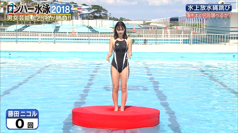 ロンハー水泳_グラドル_水着_テレビキャプ画像_39