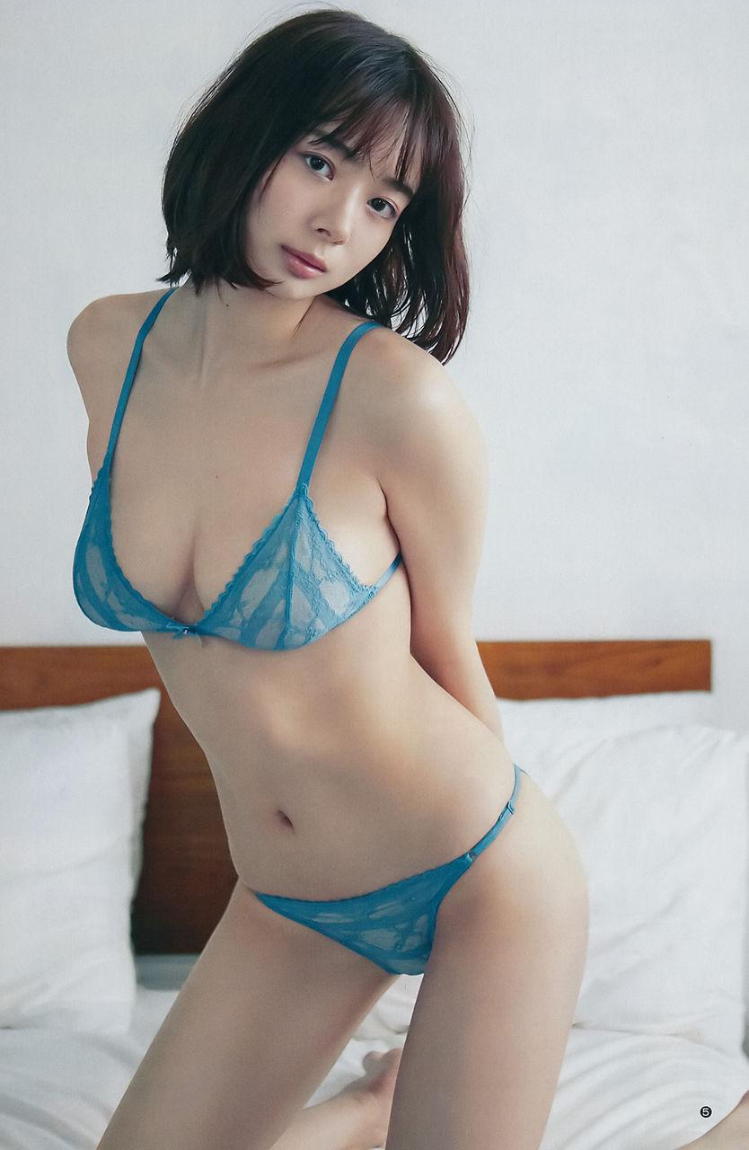 岡田紗佳_モデル_巨乳_グラビアエロ画像_10
