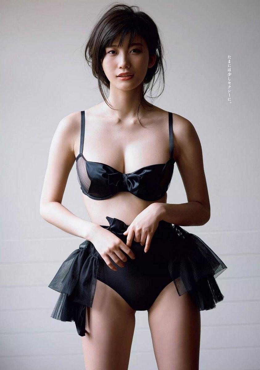 小倉優香_巨乳_ビキニ水着_グラビアエロ画像_09