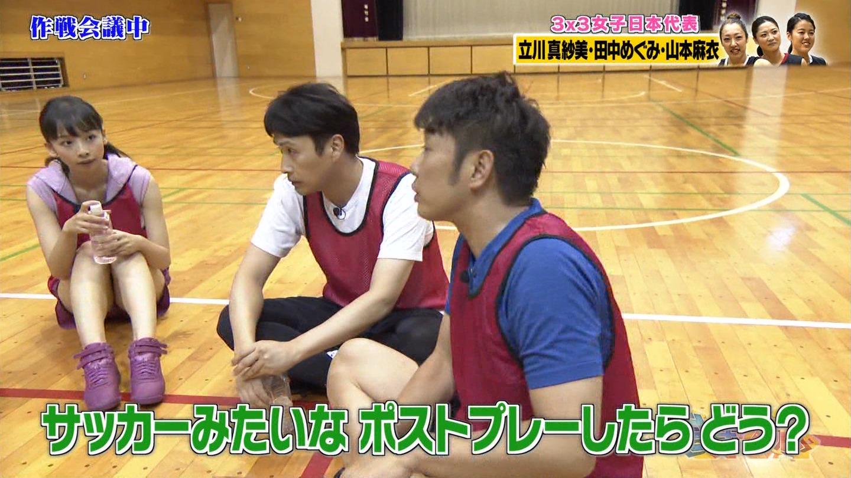 華村あすか_スポブラ_谷間_テレビキャプ画像_20