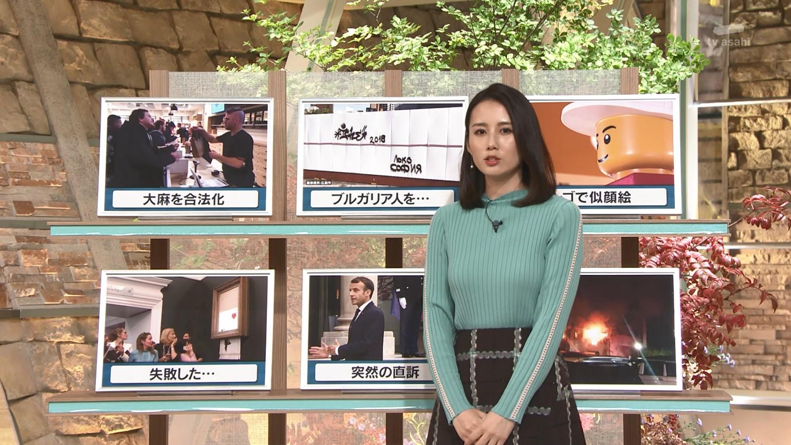 森川夕貴_女子アナ_着衣おっぱい_報道ステーション_06