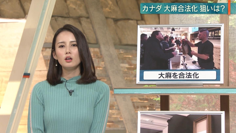森川夕貴_女子アナ_着衣おっぱい_報道ステーション_08