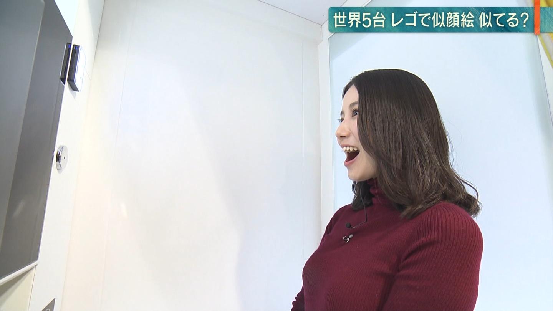 森川夕貴_女子アナ_着衣おっぱい_報道ステーション_13