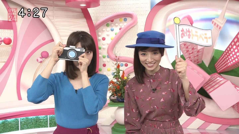 郡司恭子_女子アナ_着衣オッパイ_テレビキャプ画像_05