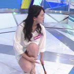 【画像あり】『ナカイの窓』元東北放送女子アナの薄井しお里(28)がノーパンで番組に出演する変態だった件!