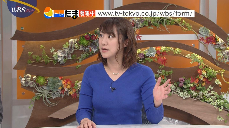 北村まあさ_女子アナ_着衣巨乳_テレビキャプ画像_12