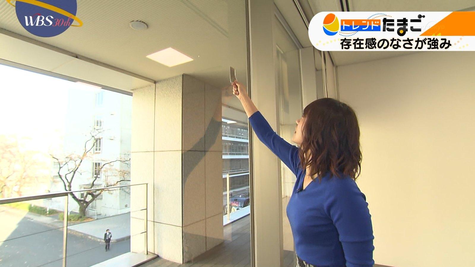 北村まあさ_女子アナ_着衣巨乳_テレビキャプ画像_24