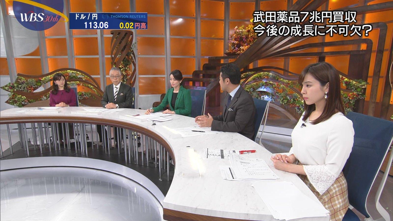 角谷暁子_女子アナ_おっぱい_テレビキャプ画像_03