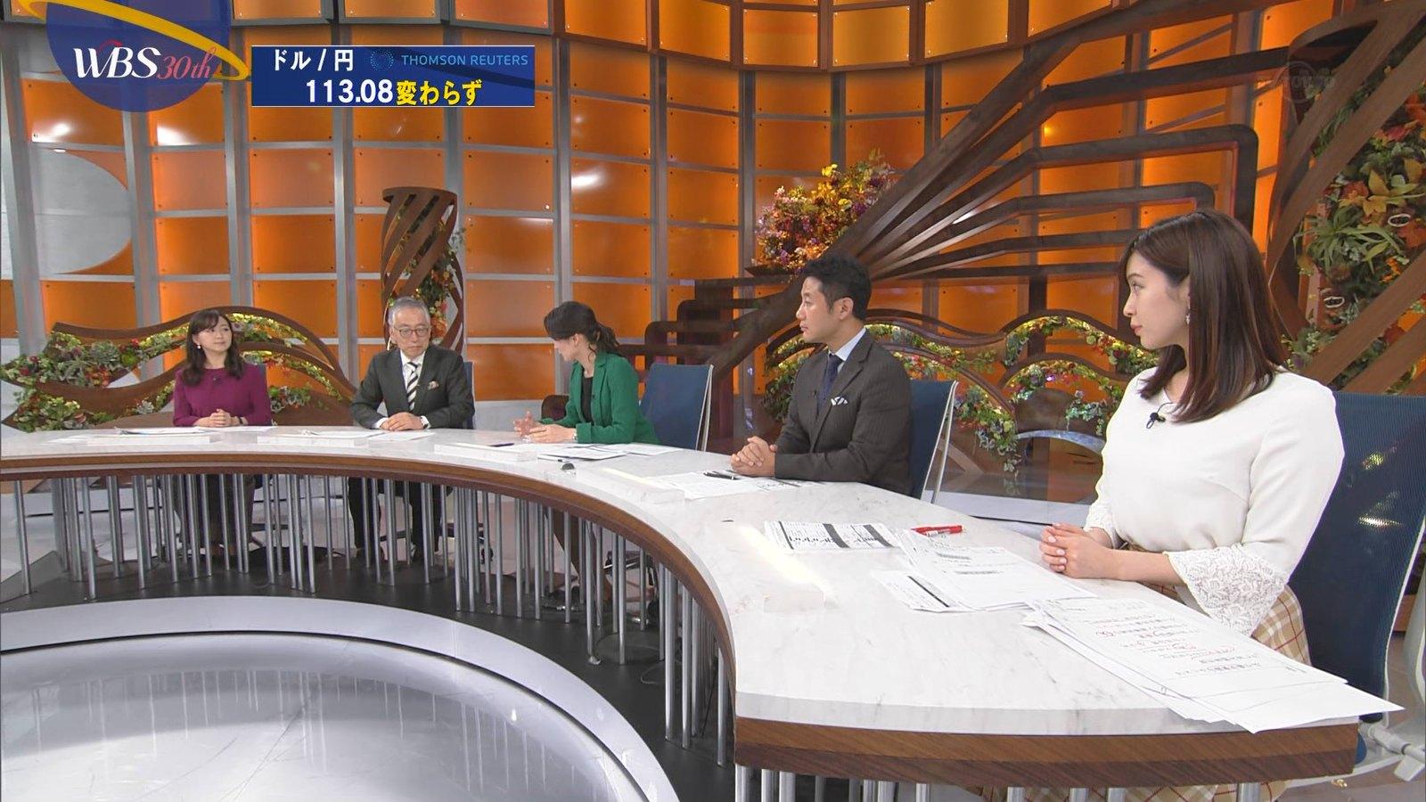 角谷暁子_女子アナ_おっぱい_テレビキャプ画像_06