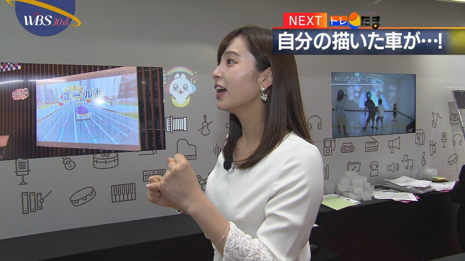角谷暁子_女子アナ_おっぱい_テレビキャプ画像_11