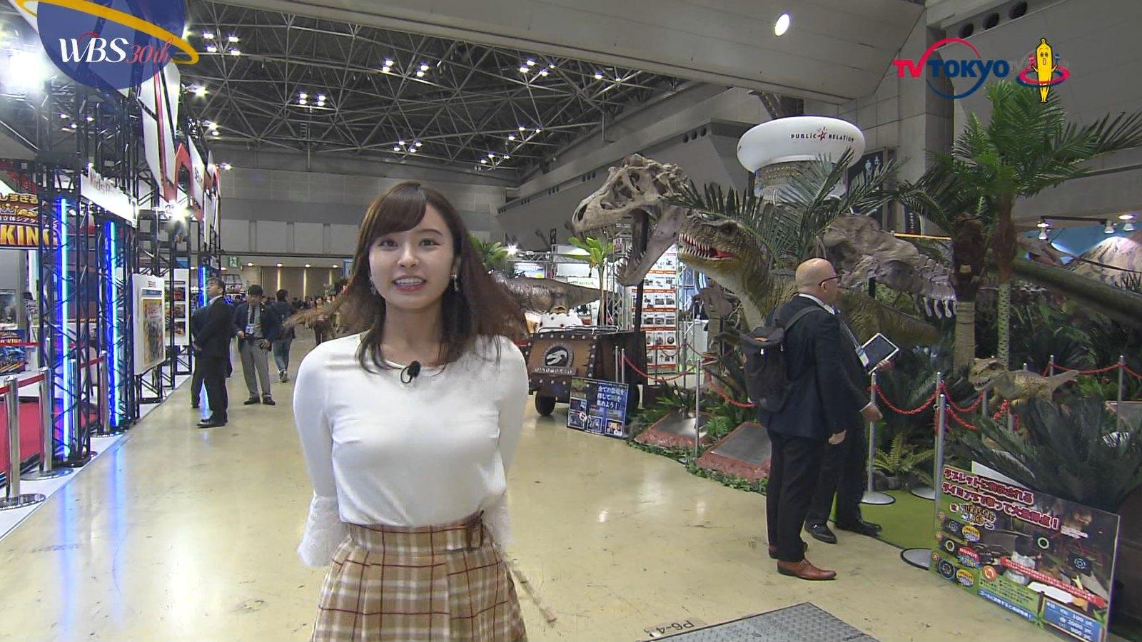 角谷暁子_女子アナ_おっぱい_テレビキャプ画像_22