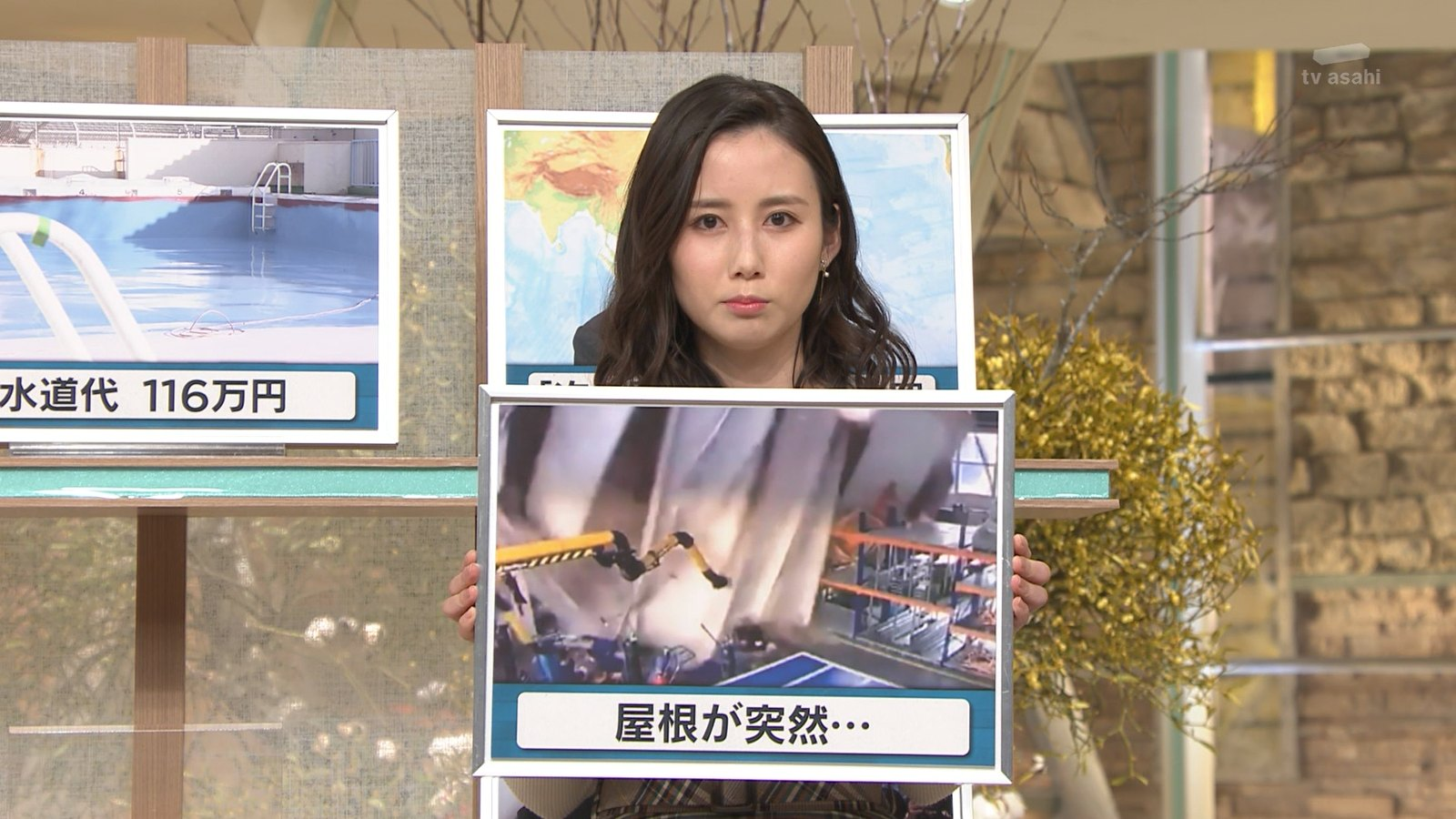 森川夕貴_女子アナ_ニット巨乳_報道ステーション_06