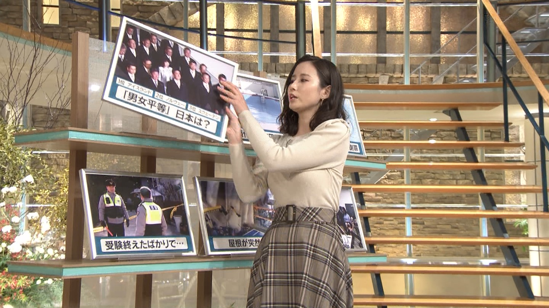 森川夕貴_女子アナ_ニット巨乳_報道ステーション_21
