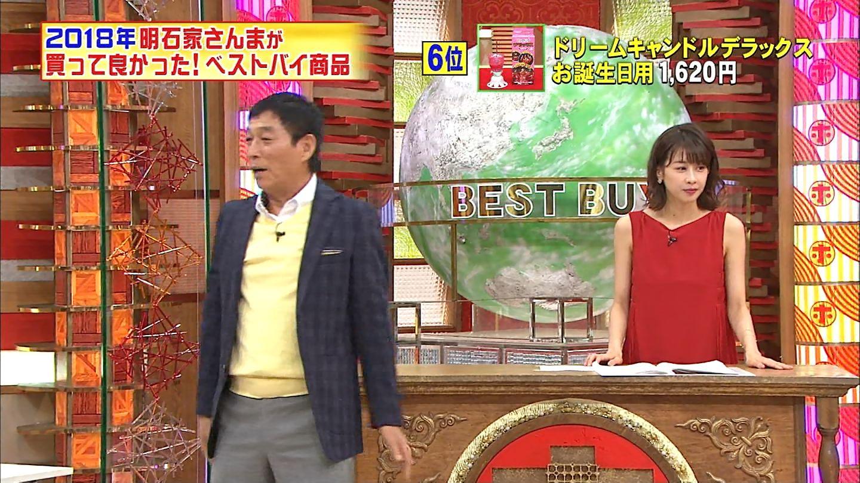 加藤綾子_女子アナ_胸チラ_ホンマでっか!?TV_12