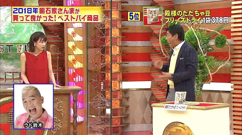 加藤綾子_女子アナ_胸チラ_ホンマでっか!?TV_16