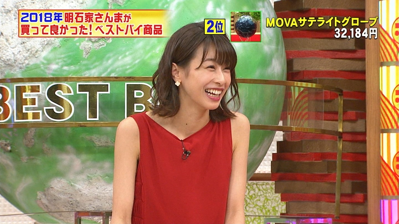加藤綾子_女子アナ_胸チラ_ホンマでっか!?TV_24