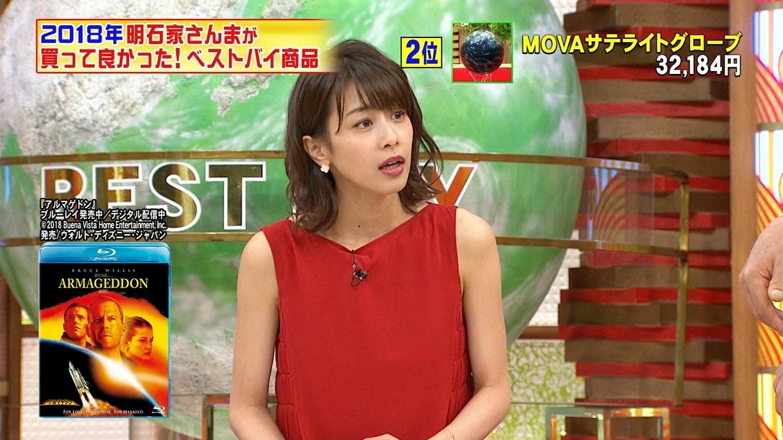 加藤綾子_女子アナ_胸チラ_ホンマでっか!?TV_25