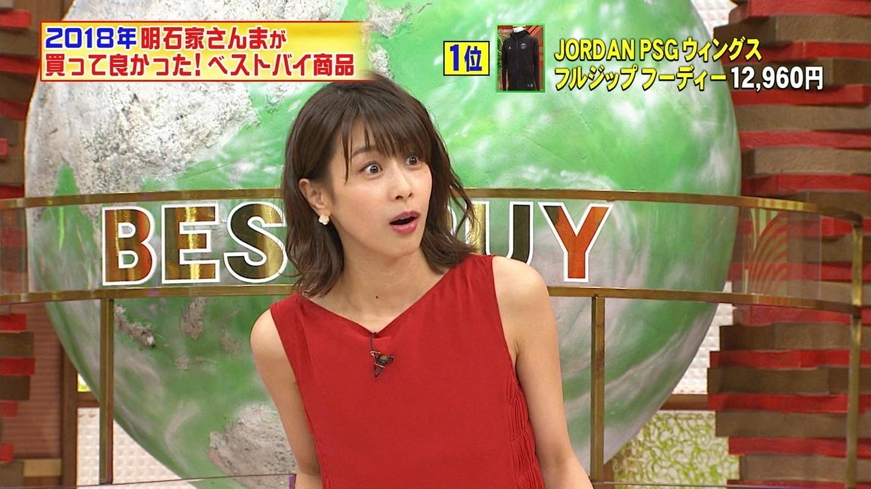 加藤綾子_女子アナ_胸チラ_ホンマでっか!?TV_26