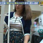 【画像あり】『幸せ!ボンビーガール』沖縄上京の美人ガールの着衣巨乳、下着がスケスケが堪らん件!