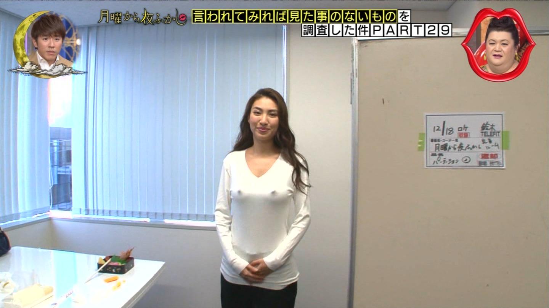 青山めぐ_乳首ポッチ_テレビキャプ画像_16