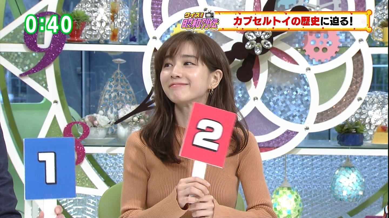 田中みな実_女子アナ_ニット_着衣巨乳_24