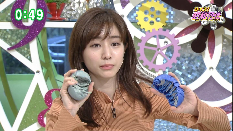 田中みな実_女子アナ_ニット_着衣巨乳31
