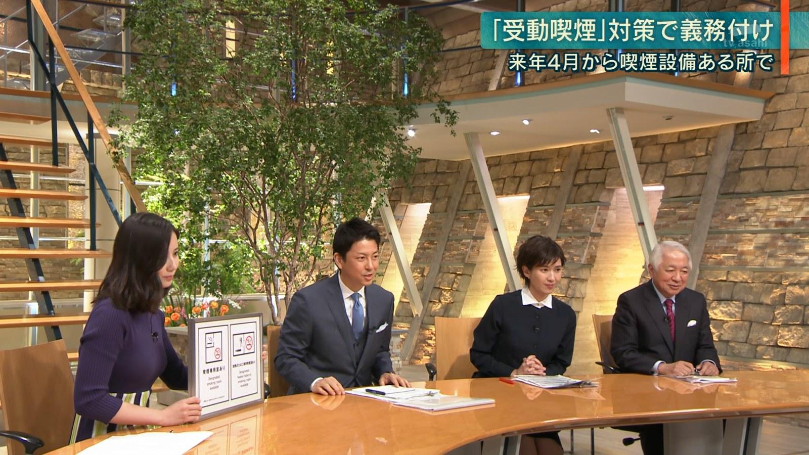 森川夕貴_女子アナ_横乳_報道ステーション_40