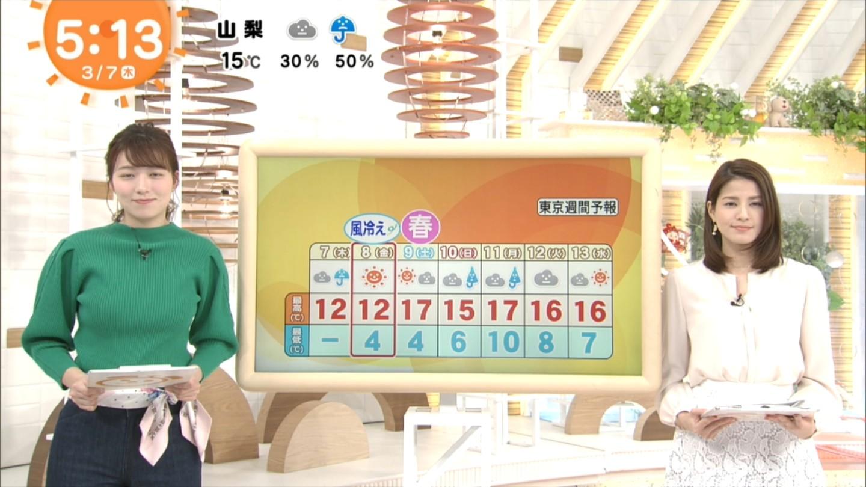 阿部華也子_キャスター_着衣巨乳_めざましテレビ_25