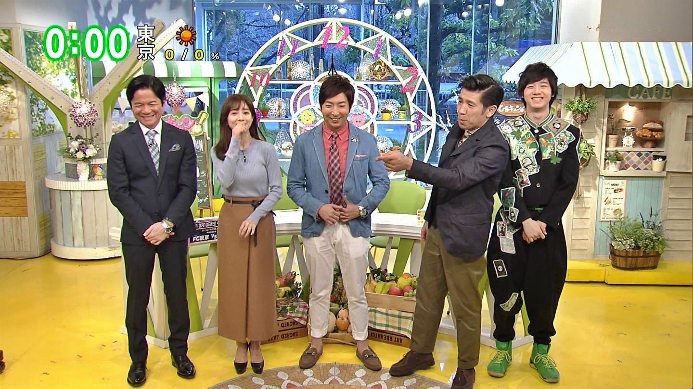田中みな実_女子アナ_ニット巨乳_ひるキュン_01