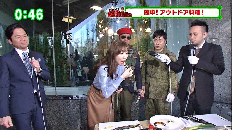 田中みな実_女子アナ_ニット巨乳_ひるキュン_35