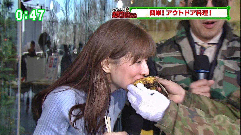 田中みな実_女子アナ_ニット巨乳_ひるキュン_40
