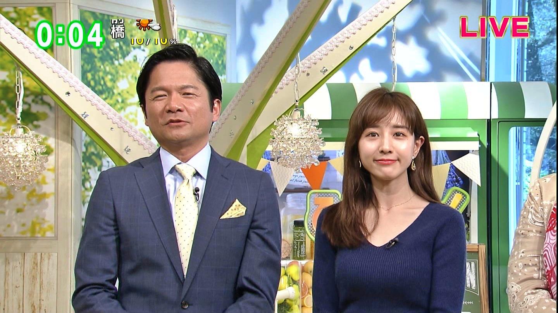 田中みな実_ニットおっぱい_巨乳_ひるキュン_07