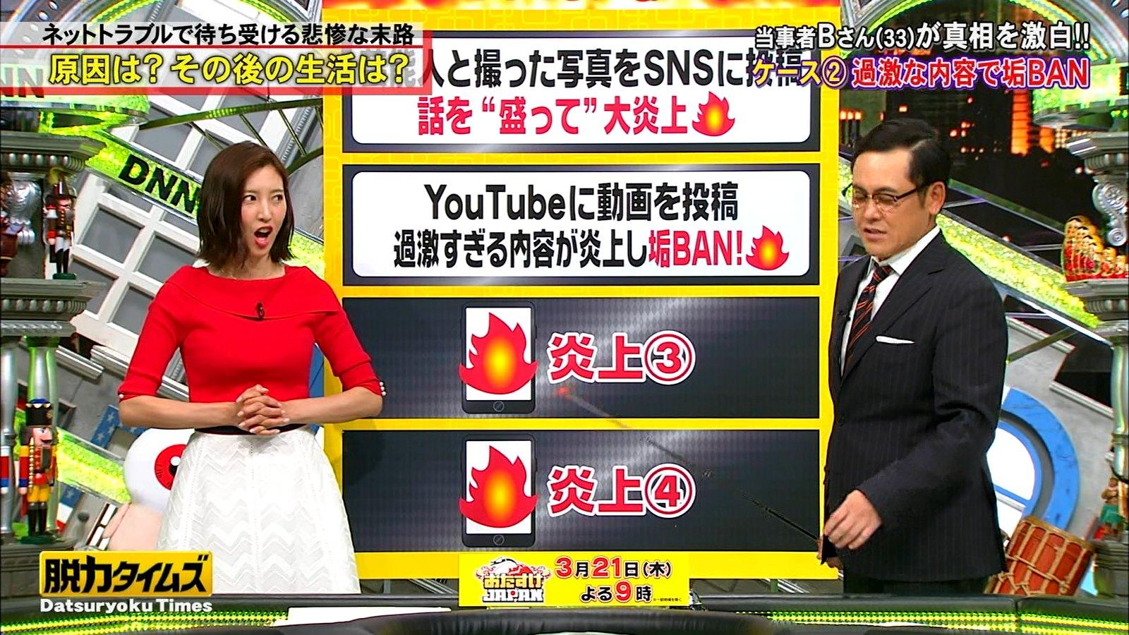 小澤陽子_女子アナ_着衣巨乳_全力!脱力タイムズ_12