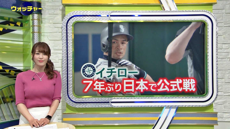 鷲見玲奈_着衣巨乳_美脚_テレビキャプ画像_09