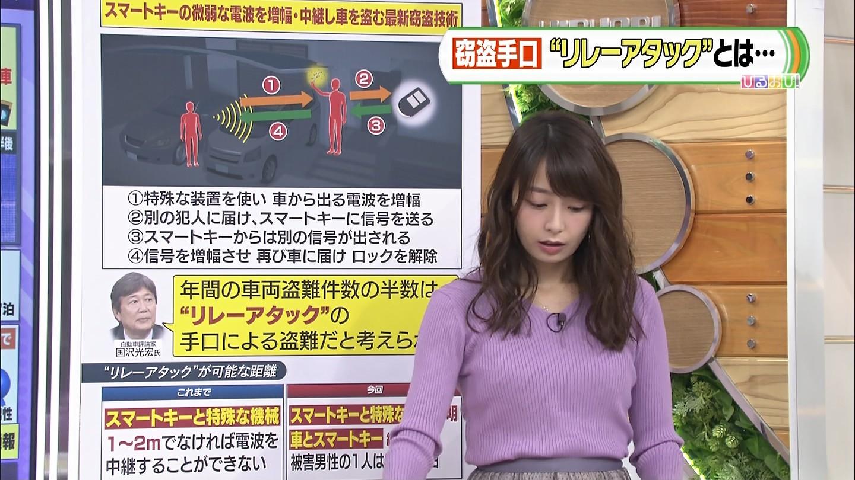 宇垣美里_女子アナ_ニットおっぱい_ひるおび_19
