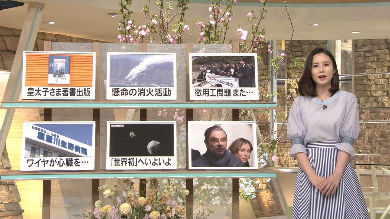 森川夕貴_女子アナ_スケスケ衣装_報道ステーション_01