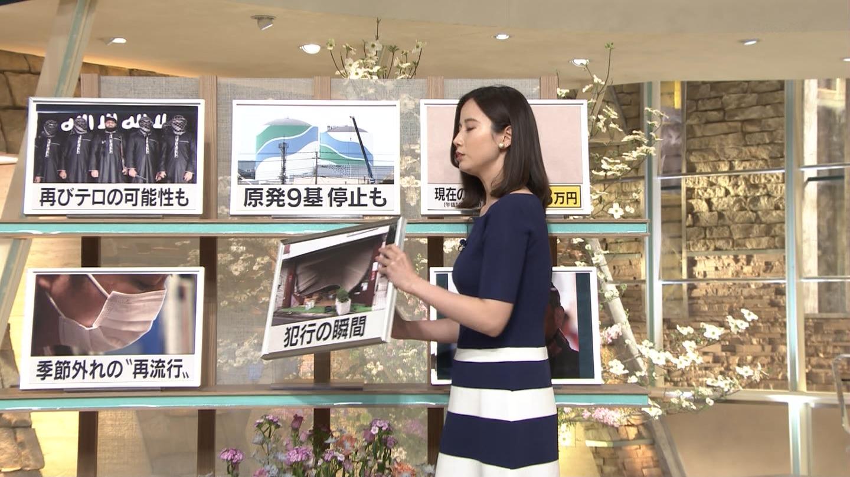 森川夕貴_着衣巨乳_女子アナ_報道ステーション_04