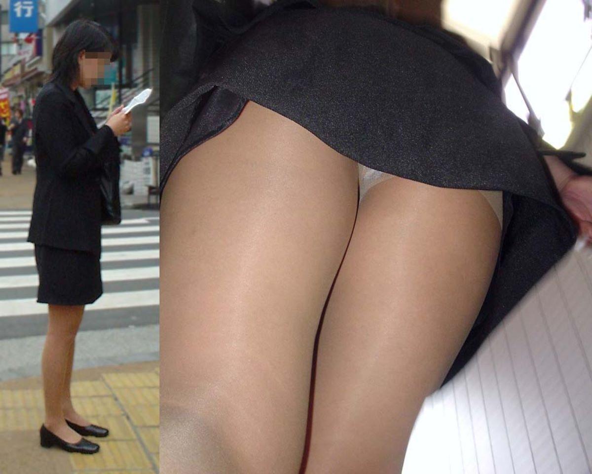 スカートの中 盗撮