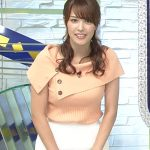 【画像あり】『Sports ウォッチャー』鷲見玲奈アナの豊満な巨乳とお尻がエッチだから見るべし!