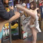 【画像あり】『ウチのガヤがすみません!』グラドル清水あいりがスカートで回し蹴りして白パンチラした件!