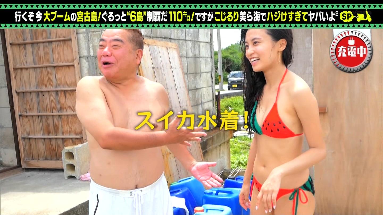 小島瑠璃子_ビキニ水着_お尻_キャプエロ画像_07
