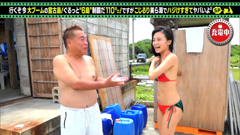 小島瑠璃子_ビキニ水着_お尻_キャプエロ画像_08