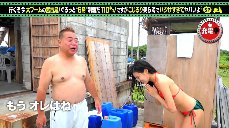小島瑠璃子_ビキニ水着_お尻_キャプエロ画像_10