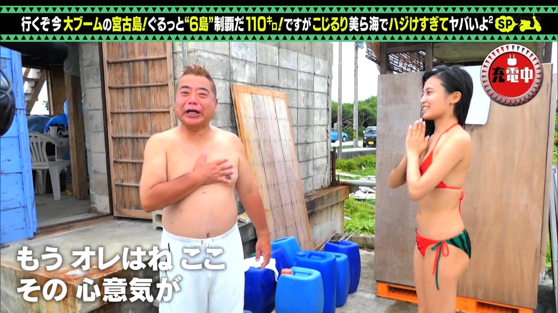 小島瑠璃子_ビキニ水着_お尻_キャプエロ画像_11