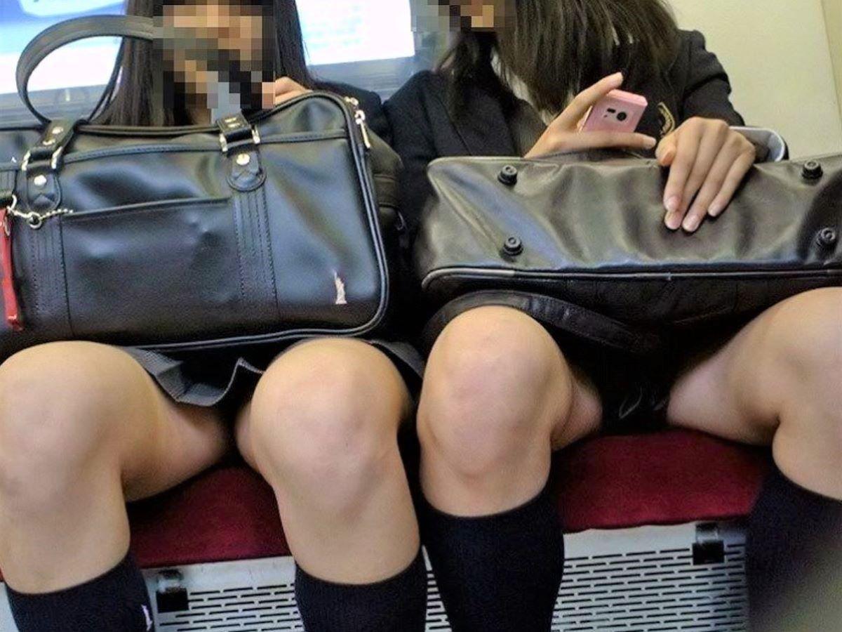 女子校生の色っぽい下着を隠し撮りした!